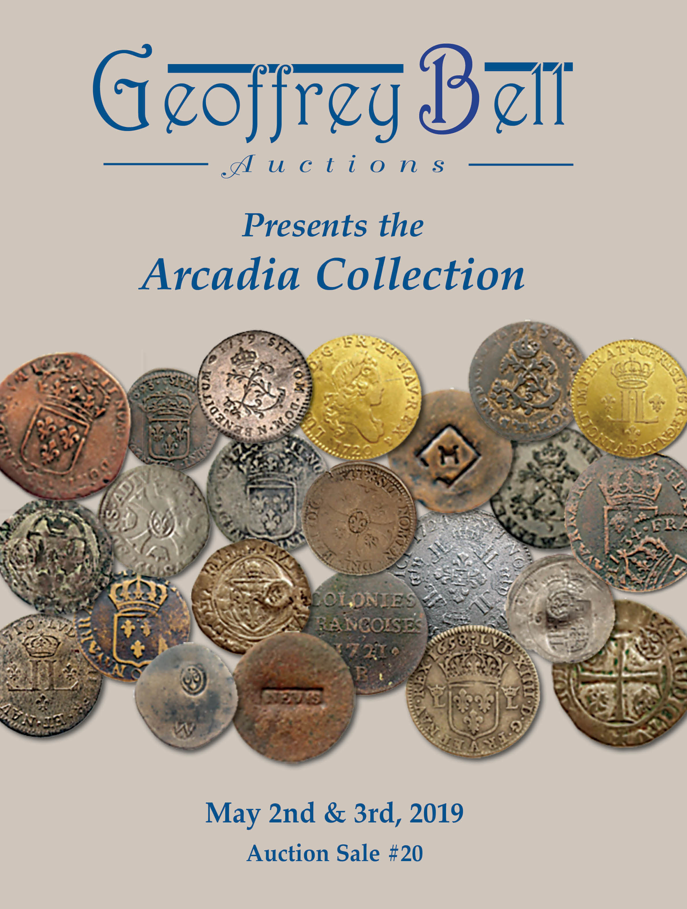 Arcadia Coin Show